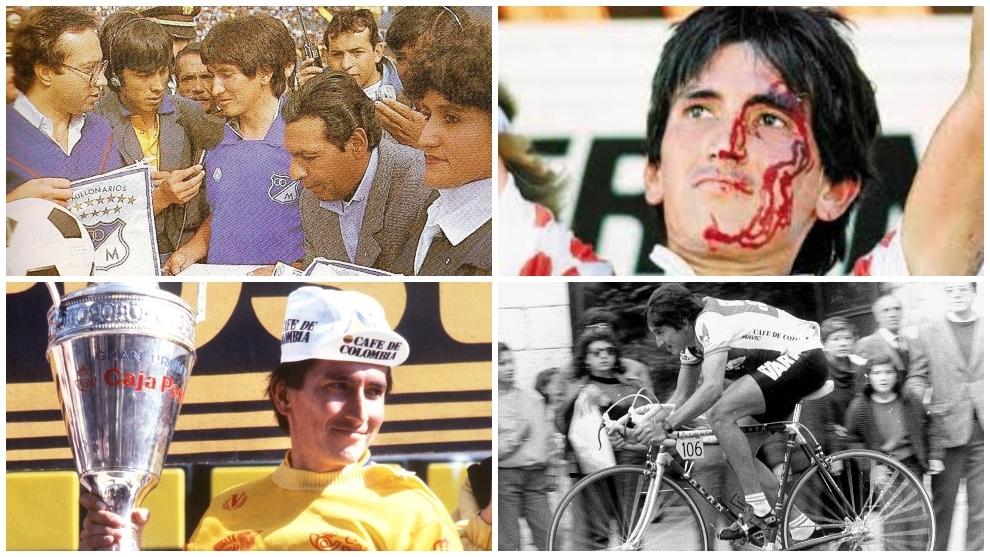 Ciclismo: Confesiones de Lucho Herrera: acusación de soborno, racismo y  cocaína de Fignon, 140 kilómetros para ver a Millonarios... | MARCA Claro  Colombia
